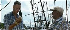 лодка форест гамп